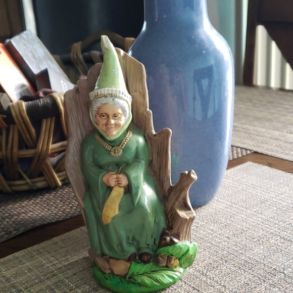 None Other - Fairy Godmother statue